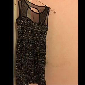 A forever 21 Tribal Print Dress